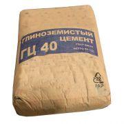 Глиноземистый цемент ГЦ40,  50кг
