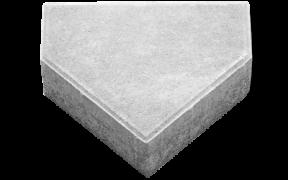Тротуарная плитка «Диагональ»