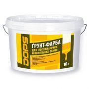 Dops Грунт-фарба для всмоктуючих мінеральних основ