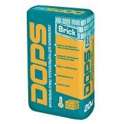 Dops Brick суміш для кладки цегли, керамічних блоків