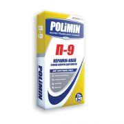 Полімін П-9 Керамік-Клей Суміш клеюча для плитки
