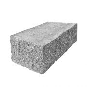Блок Рустик 450-180-150 серый