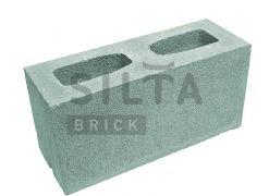 Блок гладкий Silta Brick зеленый