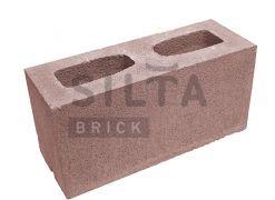 Блок гладкий Silta Brick червоний #53