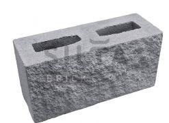 Блок декоративний Silta Brick сірий #14