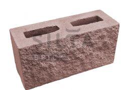 Блок декоративний Silta Brick червоний #53