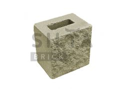 Напівблок декоративний Silta Brick пісочний #25