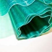 Шифер пластиковый Зеленый Vetroplast Magniplast