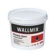 Wallmix Кварц-грунт акриловий 10 L Грунтовка
